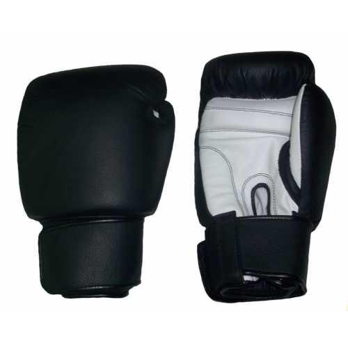 Боксёрские перчатки натуральная кожа