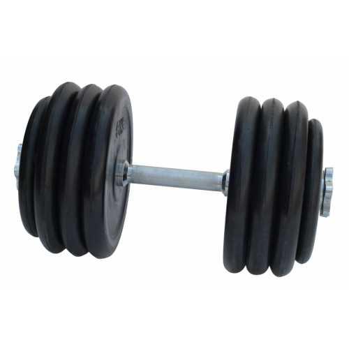 Гантель обрезиненная 37,5 кг