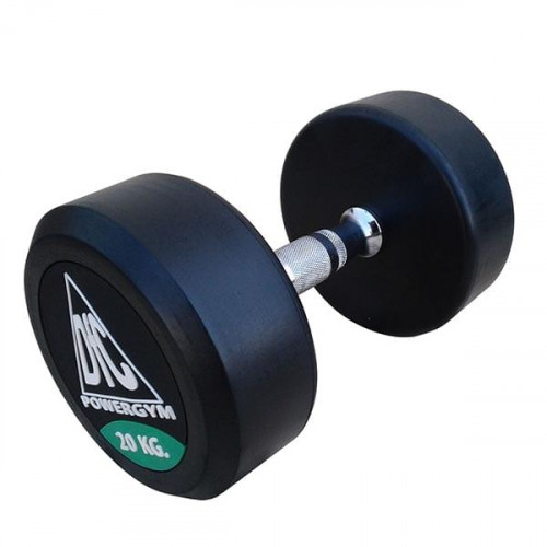 Гантели DFC PowerGym 20 кг (пара)