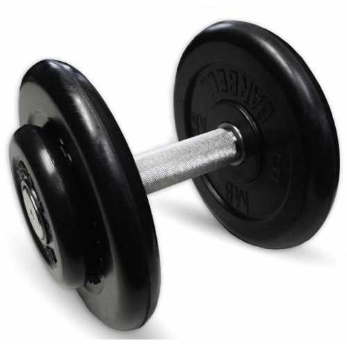 Гантель профи MB Barbell 13,5 кг
