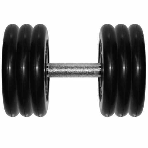 Гантель профи MB Barbell 31 кг