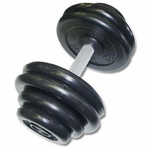 Гантель профи MB Barbell 38,5 кг