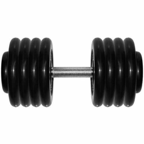 Гантель профи MB Barbell 43,5 кг