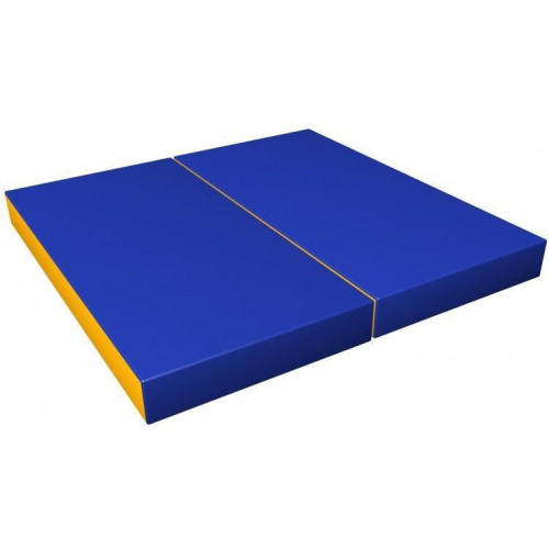 Мат гимнастический 100х50х10 см (складной)