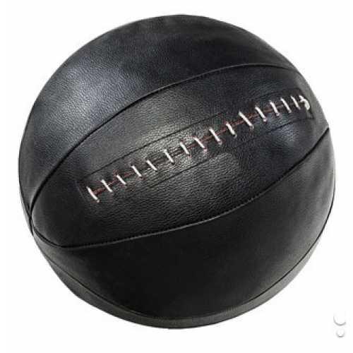 Набивной мяч (медбол) 11 кг кожа