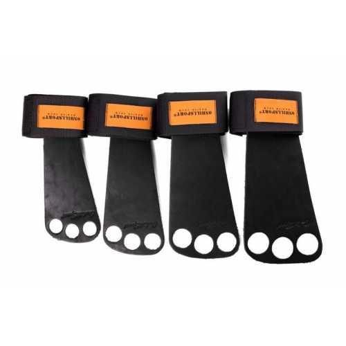 Накладки гимнастические кожаные