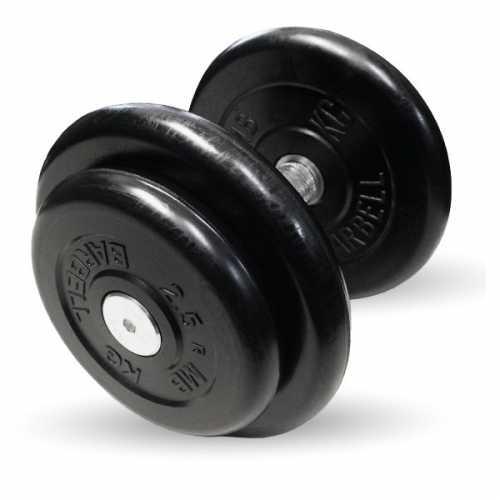 Гантель профи MB Barbell 16 кг