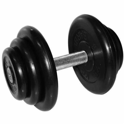 Гантель профи MB Barbell 18,5 кг