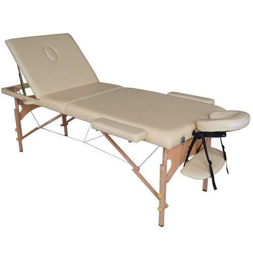 Массажный стол DFC Nirvana Relax Pro Beige