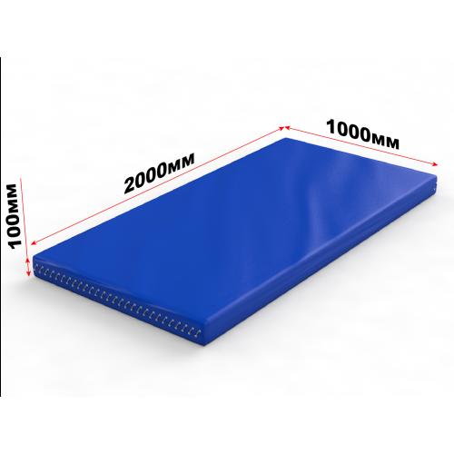 Мат гимнастический 2000х1000х10 см