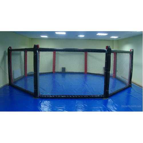 Боксерский ринг восьмиугольный d 7 м.