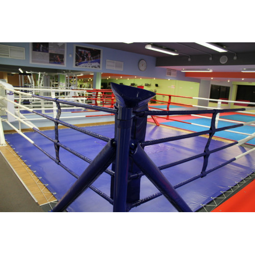 Ринг боксерский на упорах 5*5м