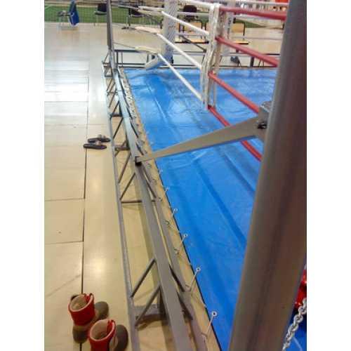 Ринг боксерский рамный 4*4м